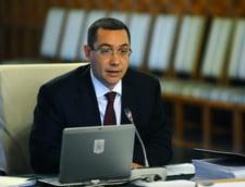 Ponta, despre acciza la carburanti: Dupa europarlamentare nu va mai reprezenta un blocaj