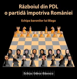 Ponta, despre alegerile din PD-L: Este un razboi intre mafii