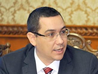 Ponta, despre amnistia fiscala pentru mame, pensionari si profesori: Daca le cerem bani, nu au