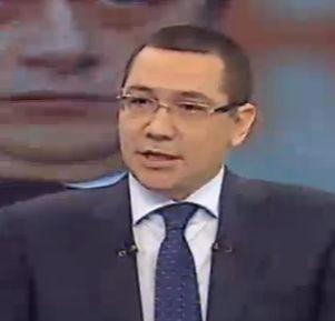 Ponta, despre anticipatele sugerate de Antonescu: Nu-mi dau demisia orice ar fi!