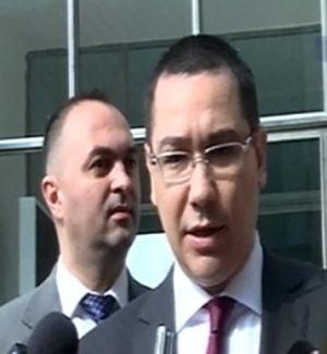 Ponta, despre camere video in sectii de vot: Daca exista o posibilitate, cu mare placere