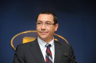 Ponta, despre cazul Mircea Basescu: Sa nu exageram, nu era vorba de vanzarea Romaniei