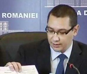 Ponta, despre cei din UB care cer retragerea titlului sau de doctor: Securisti impusi de Basescu