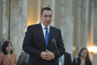 Ponta, despre comisarul european: Basescu vrea sa il nominalizeze, dar o sa discut si eu cu Juncker