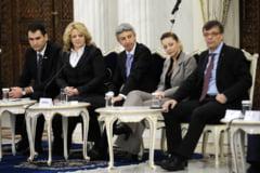 Ponta, despre consultari: Basescu i-a dat doua lui Diaconescu de l-a linistit