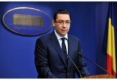 Ponta, despre creditul Ioanei Basescu: Adrian Vasilescu a vorbit, asa, ca prieten