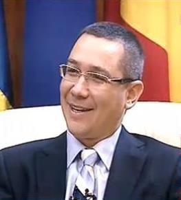 Ponta, despre cum si-a adunat ministrii in Guvern si cum fuge Videanu de tribunal