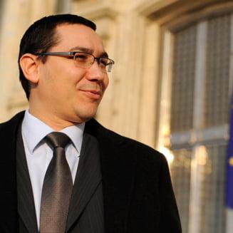 Ponta, despre declaratiile lui Antonescu: Nu e nimic serios