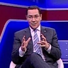 Ponta, despre declaratiile lui Basescu in cazul Lukoil: Ignoranta si stupiditate