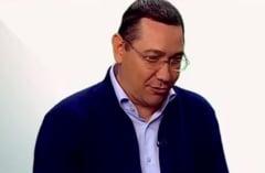 Ponta, despre demisia de dupa #Colectiv: Am vrut sa plec in seara aceea, dar am vrut sa ii zic mamei