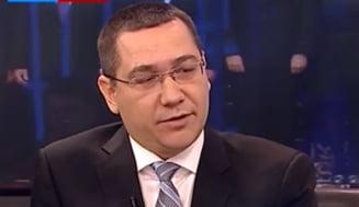 Ponta, despre dosarul cumnatului: Normal ca sunt afectat. Eu nu ma apuc sa mint poporul. Ma doare