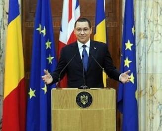 Ponta, despre dosarul lui Sova: Nu ma spal pe maini. Macovei ar trebui sa fie la inchisoare