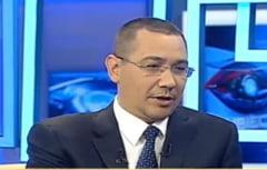 Ponta, despre eventuala plecare din fruntea Guvernului si planurile pentru 2016 (Video)