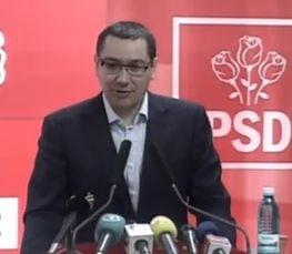 Ponta, despre excluderea lui Severin si vorbele lui Geoana din Wikileaks