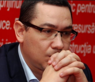 """Ponta, despre fuziunea PDL-PNL: O reunire a """"nebunilor si miseilor"""" (Video)"""