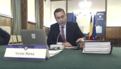 Ponta, despre imigranti: Sa nu fim noi cei care platim oalele sparte! Sa nu ramanem singuri!