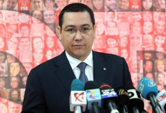 Ponta, despre inchiderea supermarketurilor in weekend: O masura stupida