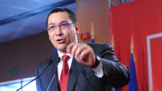 Ponta, despre initiatorii Miscarii Populare: Niste caraghiosi (Video)