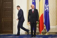 Ponta, despre intalnirea cu Basescu: Cand te bagi in cocina, te mananca porcii