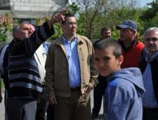 Ponta, despre inundatiile la romani: E si o problema de mentalitate