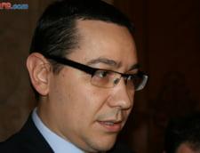 Ponta, despre investirea Guvernului: Am votat impotriva acestei mascarade. V-ati batut joc de noi
