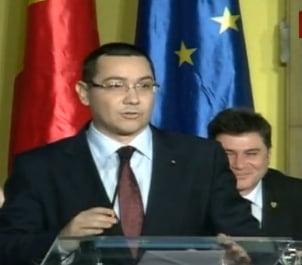 Ponta, despre investirea noului Guvern si programul sau de Craciun