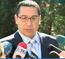 Ponta, despre liste: Nu sunt cifre inventate sau calculate de noi, le vom transmite CCR (Video)