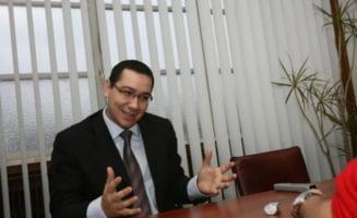 Ponta, despre mutarea biroului la MApN: Ma astept la inscenari din partea lui Basescu