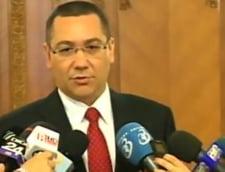 Ponta, despre negocieri pentru inlaturarea sa de la Guvern: Va bate Klaus Iohannis la usa din K10?