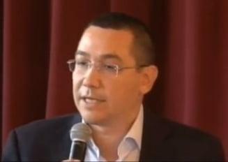 Ponta, despre negocierile cu FMI de la Bruxelles: Fals, negocieri vor fi in noiembrie