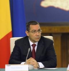 Ponta, despre pretul gazelor la iarna: Va rog sa nu credeti manipularile!