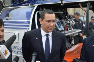 Ponta, despre prezidentiale: Cine ar putea sa-l inlocuiasca la carma PSD