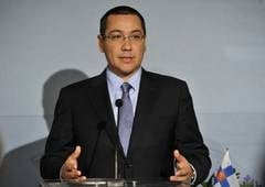 Ponta, despre primarii incompatibili: Eu sunt solidar cu ei, dar am obligatia sa fiu serios