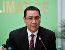 Ponta, despre privatizarea CFR Marfa: Ma bucur ca a castigat o firma romaneasca