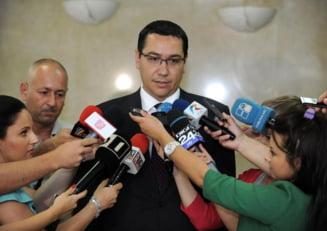 Ponta, despre protestatarii din Piata Universitatii: Nu il vor vota nici pe Crin, nici pe mine