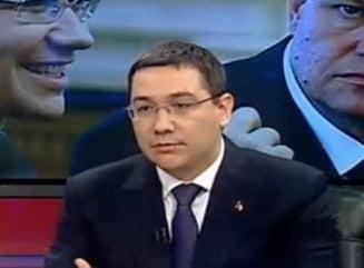 Ponta, despre proteste: Au fost confiscate de Basescu. Cei din afara nu sunt superiori (Video)