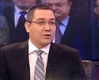 Ponta, despre recrutarea in armata: Ce sa faci cu tinerii? Sa ii pui sa stea cu Kalasnikovul?