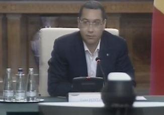 Ponta, despre referendum: Vor fi ziaristi care vor striga ca oricum nu e bine