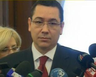 Ponta, despre scandalul ratelor: E o prostie sa vorbim de masuri de dreapta, cine mai e liberal in Romania? (Video)