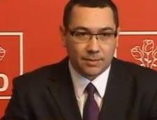 Ponta, despre un viitor guvern USL: Campeanu la Munca,Dragnea la Interne,Sarbu nu va mai fi ministru