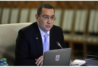 Ponta, dezamagit ca Gorghiu nu i-a raspuns asa cum vroia la solicitare: Insulte, scandal si in rest nimic!