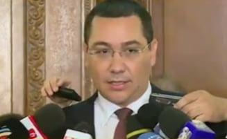 """Ponta, dezlantuit in scandalul cu Ungaria - declaratii despre """"sclavii"""" din politica si presa din Romania (Video)"""