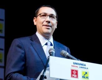 Ponta, dezvaluri despre ruperea USL: Era sa se intample o data