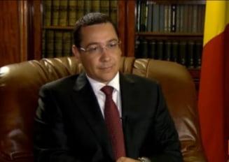 Ponta, din culisele noului acord cu FMI: cat imprumutam si in ce conditii (Video)