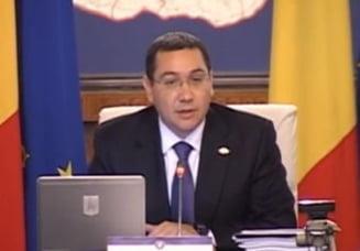 Ponta, din nou in atentia CSM din cauza declaratiilor despre sechestrul pus la Lukoil