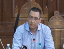 Ponta, din zonele sinistrate: Am venit sa vad de ce mai e nevoie, sa ma asigur ca nu lipseste nimic (Video)
