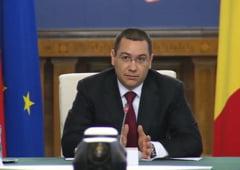 Ponta, discutie cu Tariceanu despre noul Guvern - ce au vorbit