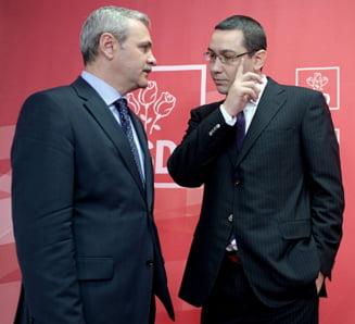 Ponta, dupa audierea la DNA in dosarul Tel Drum: E prost, pe bune, Dragnea, ca chiar nu i-am facut nimic