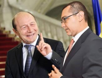 Ponta, dupa ce a stat langa o boxa: Ce blestem pe tara asta, dupa un presedinte..., sa ajunga si unul surd
