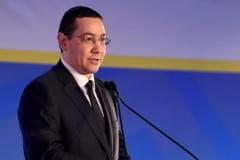 Ponta, dupa ce i-a facut prosti pe unii jurnalisti: Imi cer scuze, nu o sa mai folosesc...